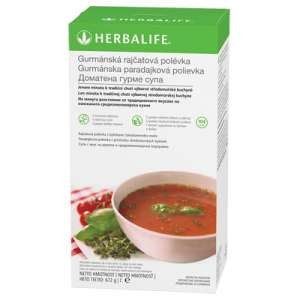 доматена гурме супа хербалайф
