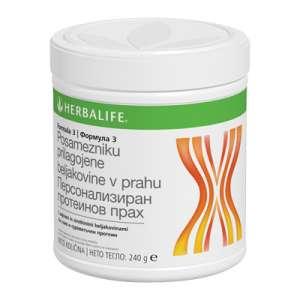 формула 3 протеинов прах Хербалайф